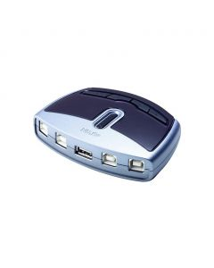 ATEN US421A 4 Poorts USB 2.0 switch voor randapparatuur