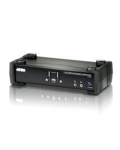 ATEN CS1922 2-Port USB 3.0 4K DisplayPort KVMP™ Switch