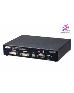 ATEN KE6940AT DVI-I Dual Display KVM over IP-zender