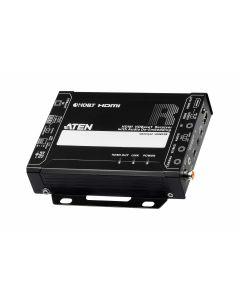ATEN VE2812R HDMI HDBaseT-ontvanger met Audio De-Embedding (4K bij 100 m) (HDBaseT Class A)